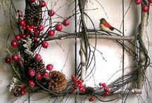 Crafts: swags, wreaths, hangies / by Candace Cardillo