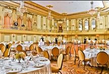 Beautiful Ballrooms / Beautifully designed ballroom weddings! / by Style Unveiled®