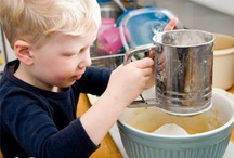 Cooking with my Kiddo / by Katherine Lief