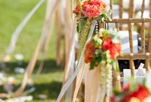 Peach Weddings / Peach Wedding Details and Inspiration / by Style Unveiled®