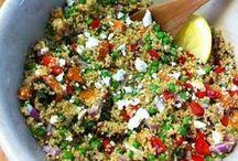 Veggie / Vegetarian friendly recipes. / by JimiPaige Thomas