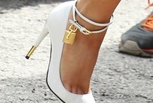 Shoes. / Shoes We Lust After... / by Denise SL Spalk