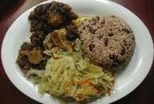 Caribbean recipes / by Allison Badjue