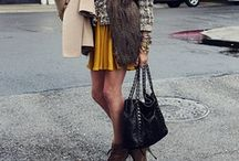 Fashion Inspiration  / My style effortless but unforgettable  / by Leslie Sauceda