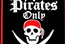 Pirate Party / by Amy Sacson