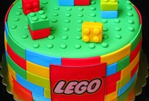 Lego Party / by Amy Sacson