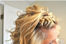 Hair Styles / by Amy Sacson