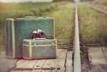 Luggage / by Jacie C.