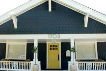 Exterior Paint / by Alissa Haight Carlton