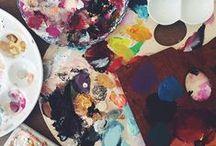 Art Supplies / by Leslie Sauceda
