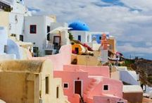 Colorful Places / by Leslie Sauceda
