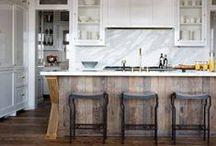 Home Design / Urban Farmhouse  +  Rustic Industrial / by Sydney Hammersky
