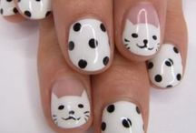 n a i l s / Manicures, polish, gels, cabochons. / by MaDonna Flowers Sheehy