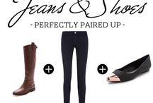 For the Fashionista in Me / by Pam Williams