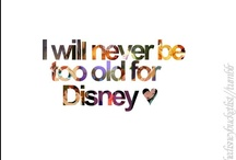 Never too old for Disney :) / by Molly Brown