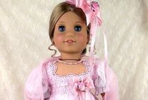 American doll - 18' doll / by Connie Greene