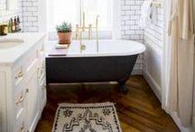 Luxurious Loos / lovely bathroom ideas / by K C