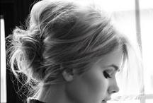 Lovely Locks / My own Hair Inspiration / by K C