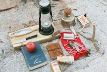 Camping Essentials!  / by Molly Brown