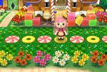 a c n l / Animal Crossing New Leaf / by MaDonna Flowers Sheehy