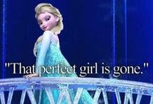 Frozen Fangirl! :)  / by Molly Brown