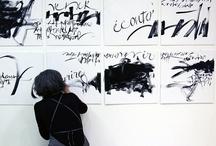 Typography / by Jumana Jacir