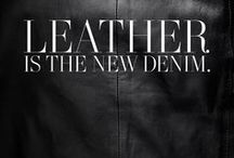 The Words / by Emily Rosendahl Leather Goods