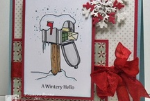 Cards - Christmas or Winter / by Gail Malec