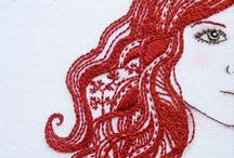 Embroidery inspirations!!! / by Julie Slater