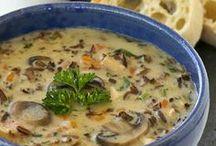 soups / by Linda Clark