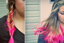 Lifestyle | Hairstyles & Colors / by Ashleigh Johnson