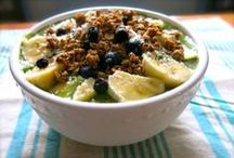 breakfasts / by Cassandra Pisone