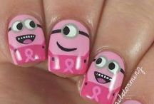 Nail Designs / by Jennifer Harried (Book Bitches Blog)