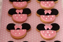 Minnie mouse party / by Rowena Macrae