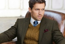 Men's Style / yummy. men with good style. / by Tiffany Poole