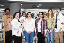 Zombie Librarians - Halloween 2011 / by Madison College Libraries