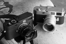 Cameras / Beautiful cameras, with a bias toward Leica. / by Steven Caddy