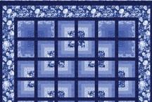 Indigo Blues / by Fabri-Quilt, Inc.