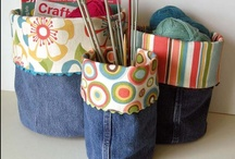 Crafts - Denim / by Pam Christensen