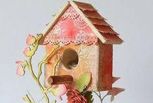 Bird House_Inspirations / by Kakuseisha Lilicutes Ateliê