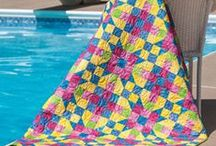 Marblehead Sightings / Projects and patterns using the Marblehead fabric collection by Ro Gregg / by Fabri-Quilt, Inc.