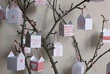 Advent calendars / by Puedes Besar A La Novia