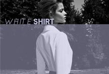 Anne Fontaine - White Shirt / by Anne Fontaine