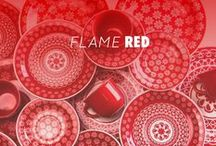 FLAME RED / Inspirations Fall/Winter 14 / by Anne Fontaine