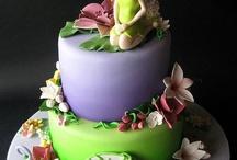 cakes / by Linda Lewis