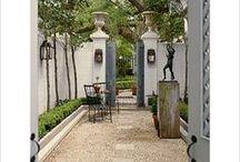 Courtyard Space / by Bill Eckley