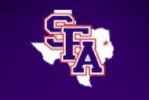 Stephen F. Austin State University / by Holli Conley