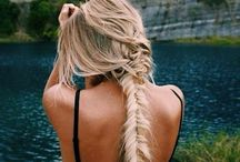 •hair• / by Sammy DeVincent