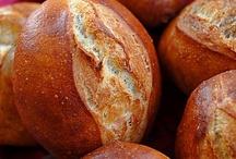 breads/breakfast / by Linda Lewis