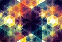 motif n colours / by Novita Sanjaya